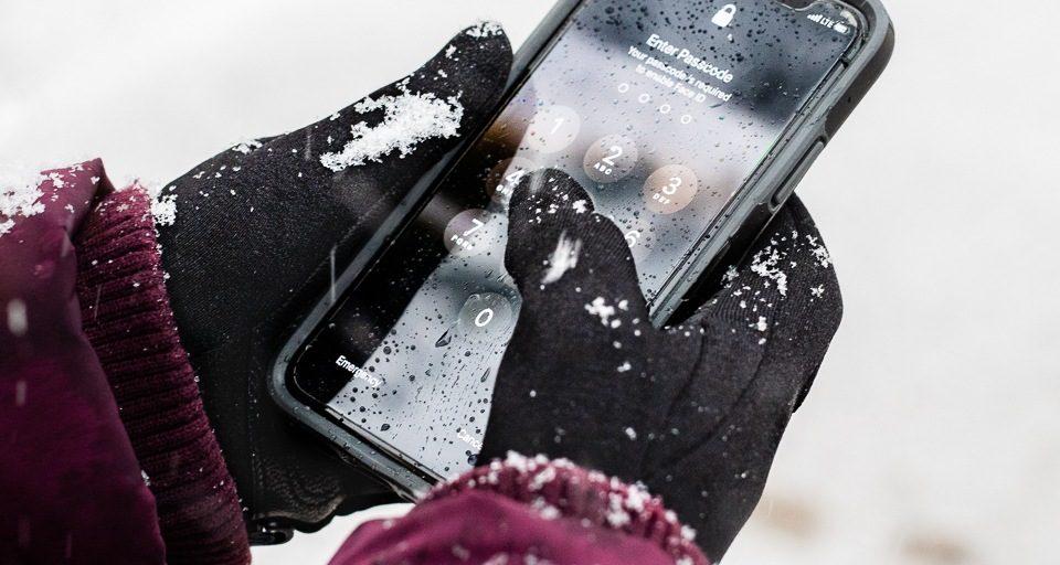 2018最好的冬季觸屏防寒手套推薦