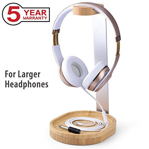 2019年ptt鄉民嚴選5個最好的木製耳機架推薦